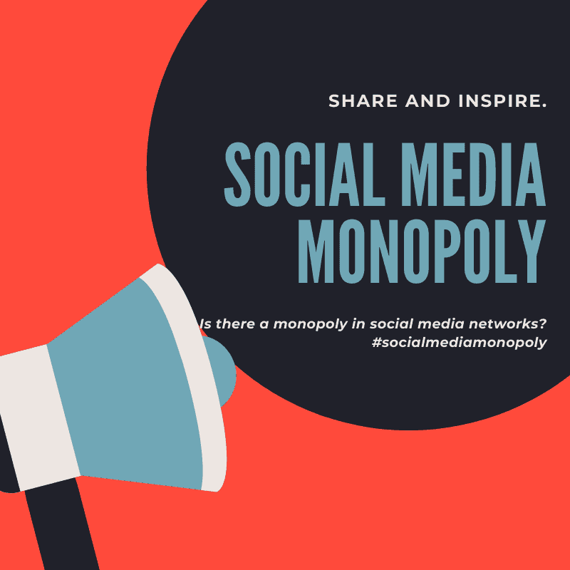 Is there a monopoly in social media networks? – DTW
