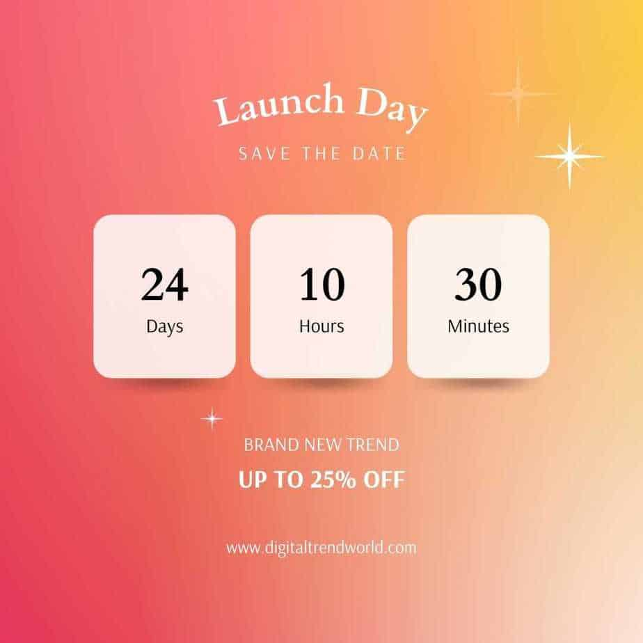 How to Launch a New Product on Social Media with Good Success Rate? – DTW
